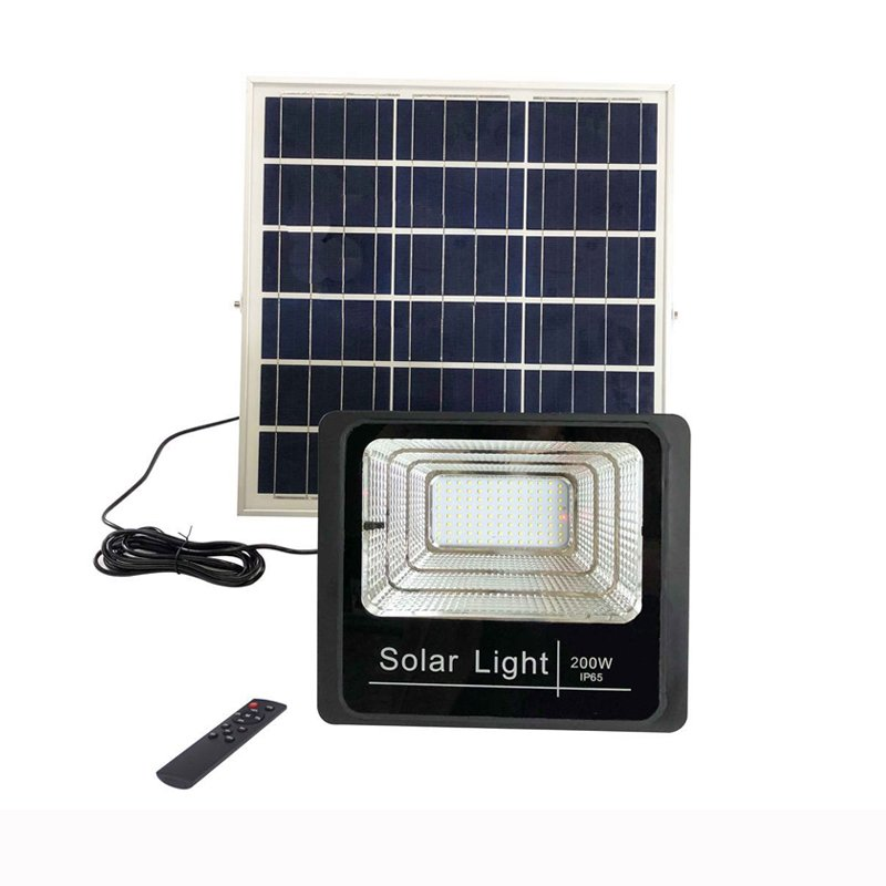 200W solar flood lights
