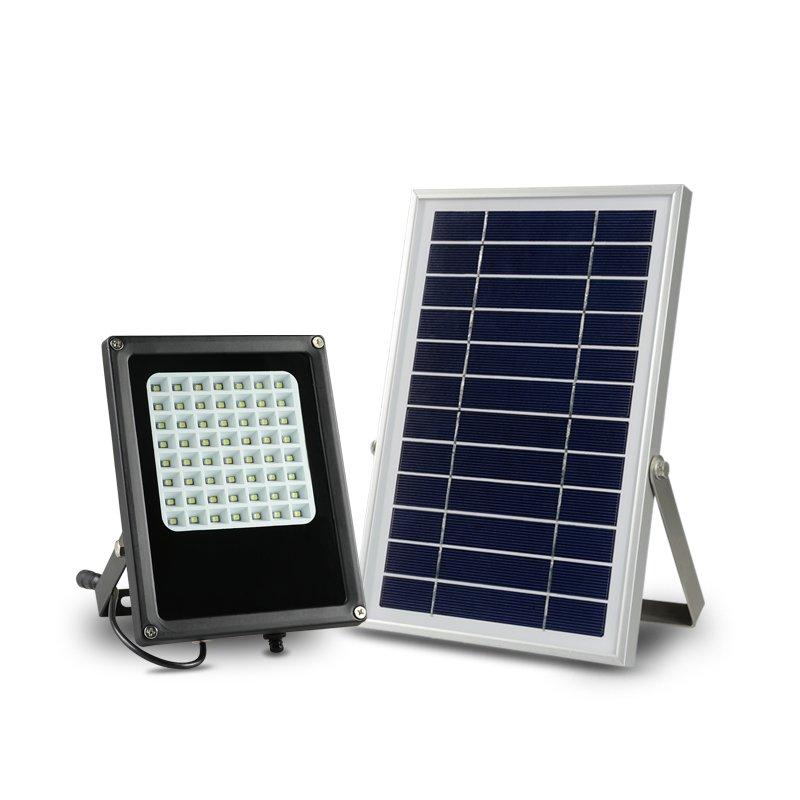 60W solar flood lights