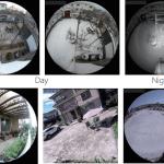 360 degree solar Camera images