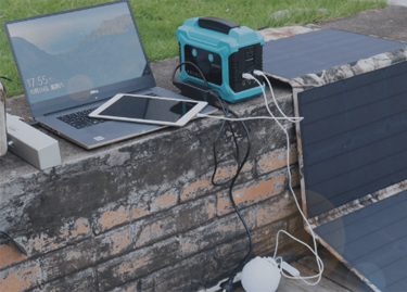 solar portable power stations